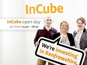 [past event] InCube Open Day 2015 on 24th June