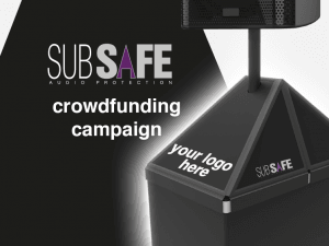 Crowdfunding campaign for Subsafe