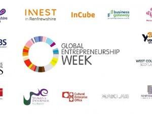 Global Enterpreneurship Week in InCube was busy