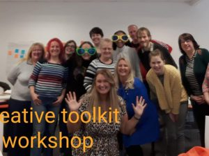 Our Creative Toolkit with Marion Morrison