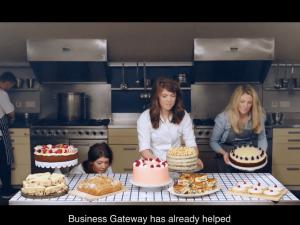 Business Gateway Renfrewshire has a new TV advert!