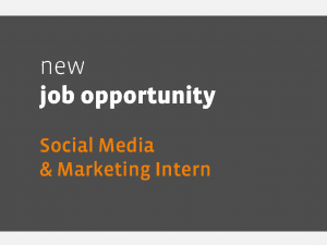 [closed] New job opportunity