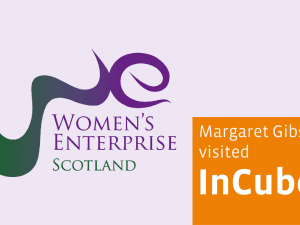 Margaret Gibson from Women's Enterprise Scotland