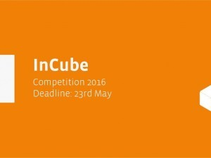 [past event] InCube Competition 2016/17 deadline extended!