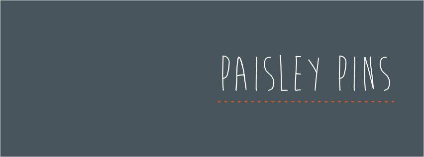 Paisley Pins