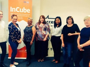 Meet our New InCube Bunch!