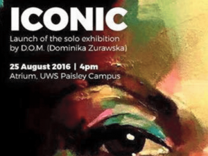 UWS Inspiring Women – D.O.M. art – Launch of the exhibition