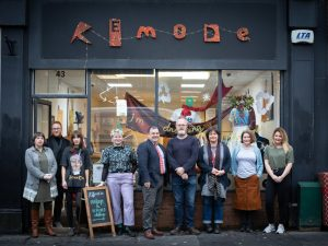 Meet ReMode, the latest addition to the Council supported Creative Hubs in Paisley.
