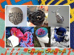 InCube Creative Crafts Trail 2019